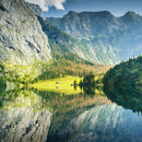 Obersee: Reflection